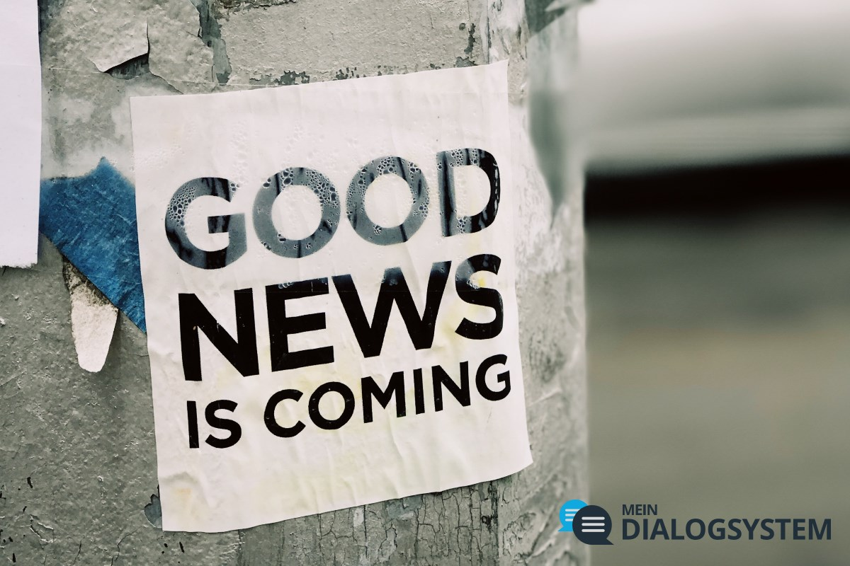 Newsletter im Dialogsystem