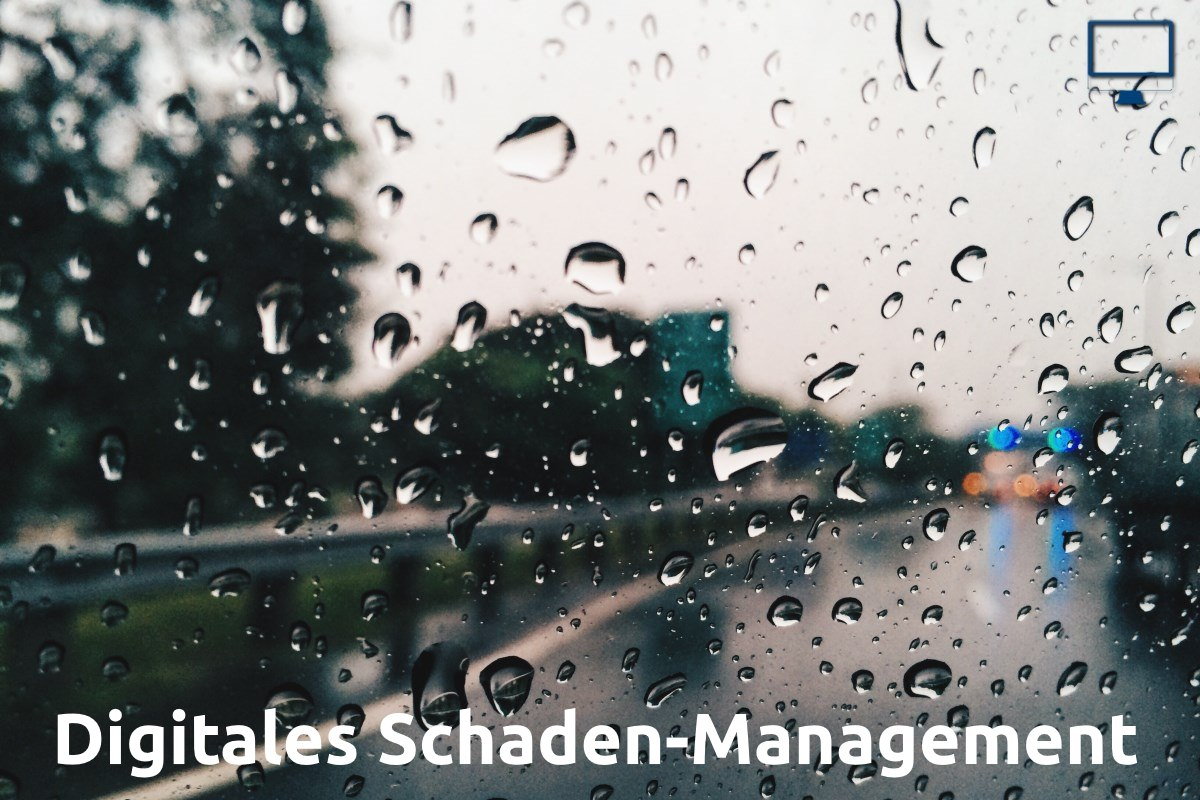 Digitales Schaden-Management