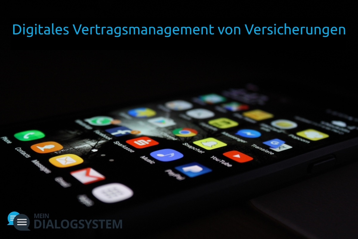 Digitales Vertragsmanagement
