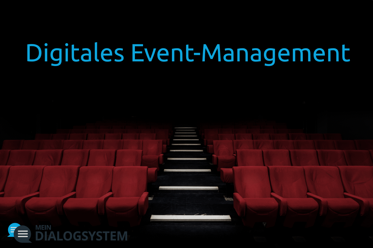 Digitales Event-Management