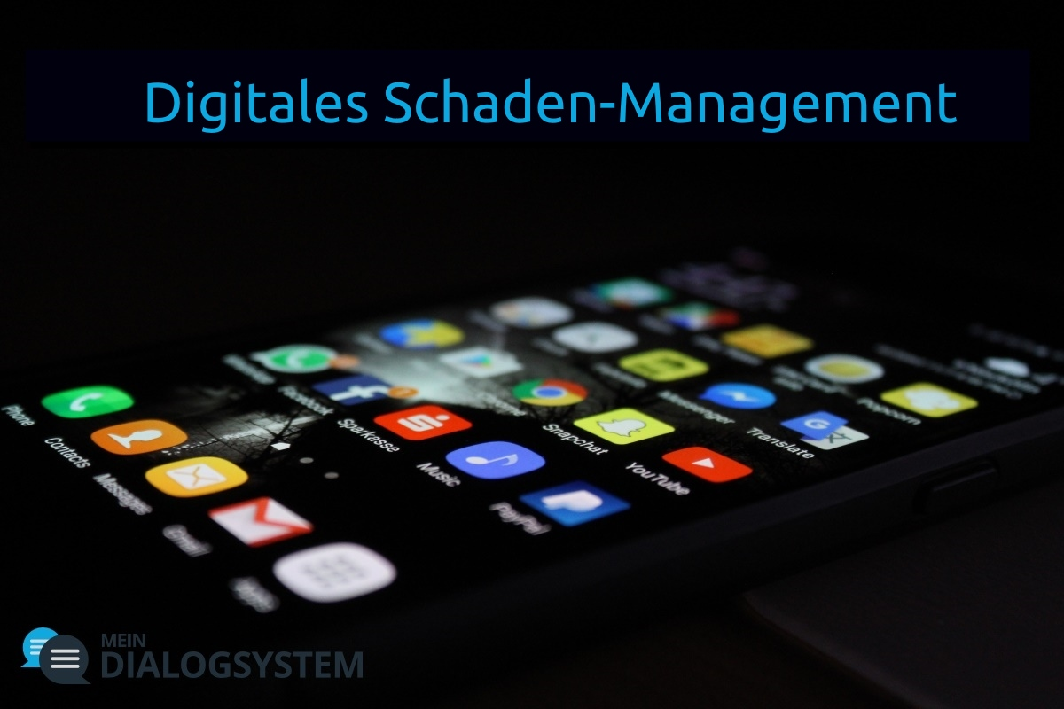 Digitales Schadenmanagement